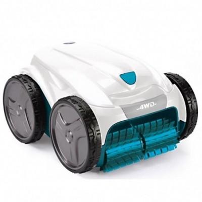 Zodiac robot piscina 4 ruedas ps200 blanco (fondo-pared) (10x5)