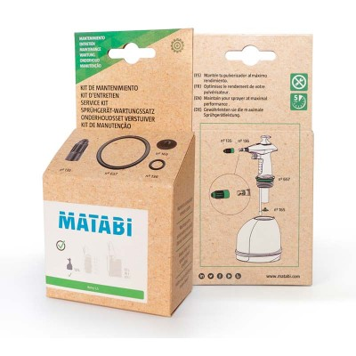 Matabi kit reparacion berry 1,5- style 1,5- evolution 2 (83801870)