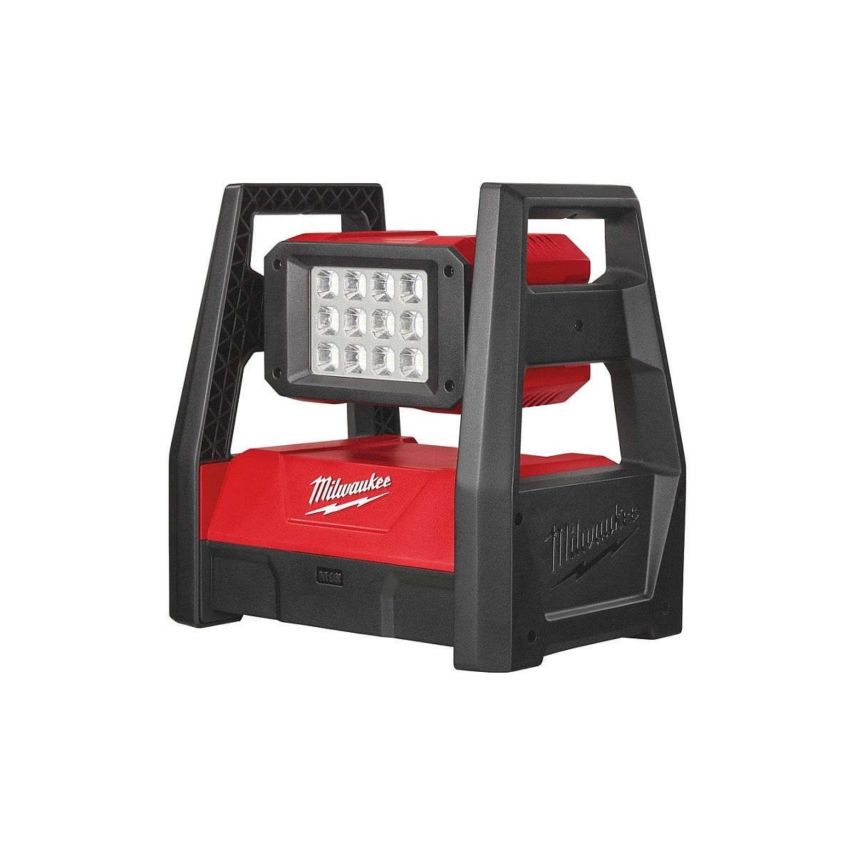 foco led milwaukee m18  3000 lumenes ac/dc